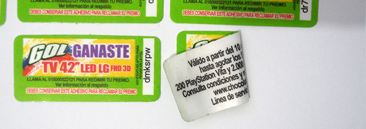 Banner Stickers código variable 02