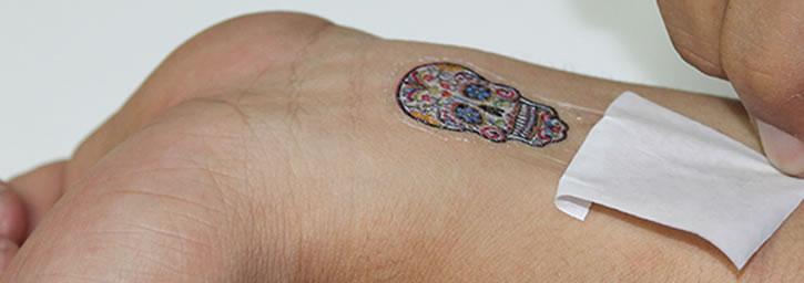 Banner Stickers transferible (Tatto) 02